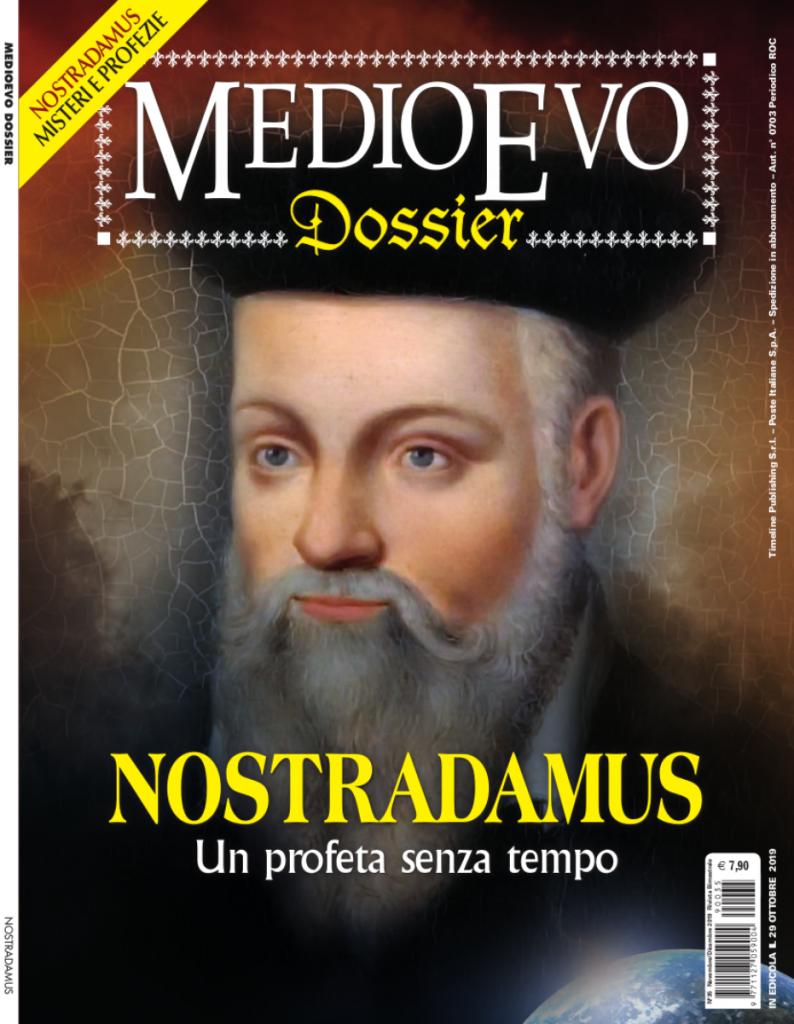 Copertina di Medioevo Dossier n. 35 Novembre/Dicembre 2019