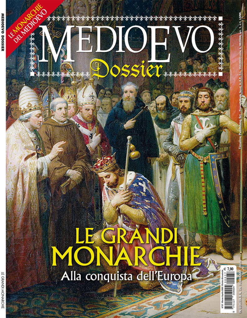 Copertina di Medioevo Dossier n. 37 Marzo/Aprile 2020