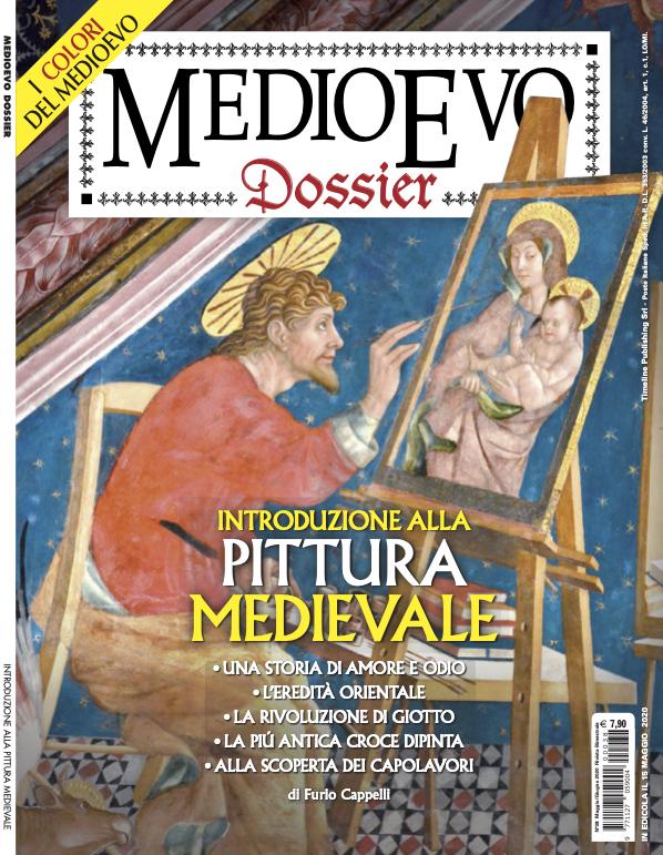 Copertina di Medioevo Dossier n. 38 Maggio/Giugno 2020