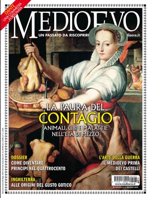 Copertina di Medioevo n. 280, Maggio 2020