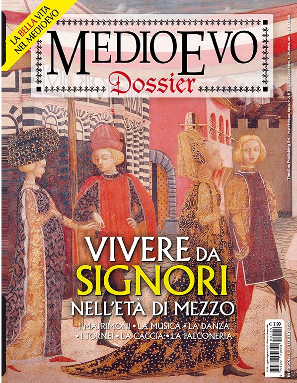 Copertina di Medioevo Dossier n. 39 luglio/agosto 2020