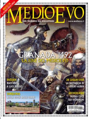 Copertina di Medioevo n. 282 luglio 2020
