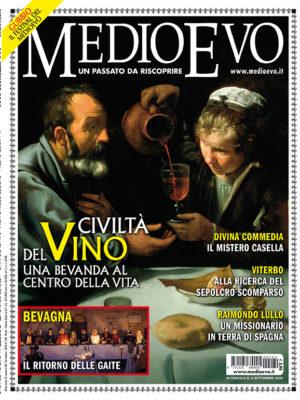 Copertina di «Medioevo» n. 284, Settembre 2020
