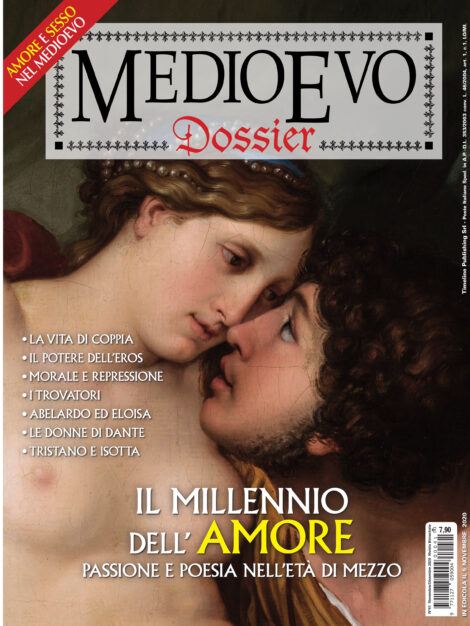 Copertina di Medioevo Dossier n. 41 novembre/dicembre 2020
