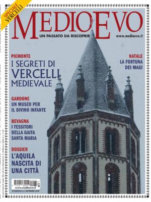 Copertina di «Medioevo» n. 287, Dicembre 2020